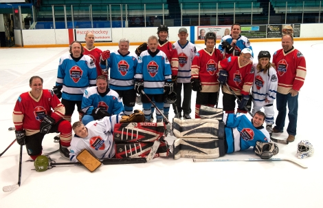 That Time I Played Against Marcel Dionne And DennisMaruk