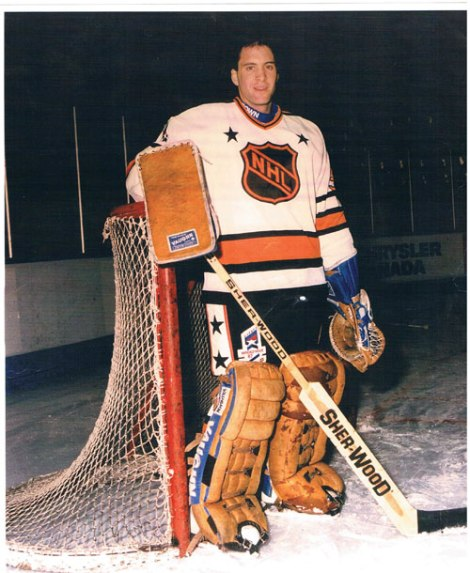 Clint Malarchuk On Mental Health: 'It Doesn't Matter How Tough You Are, It Can Hit AnyPerson'